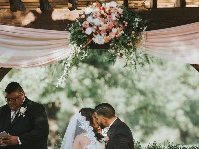 Oscar Deleija and Cristina Olvera's Wedding in Azle, Texas 31
