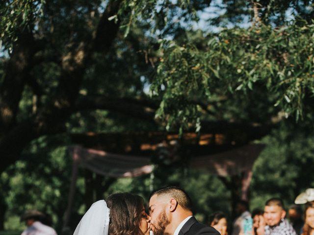 Oscar Deleija and Cristina Olvera's Wedding in Azle, Texas 2