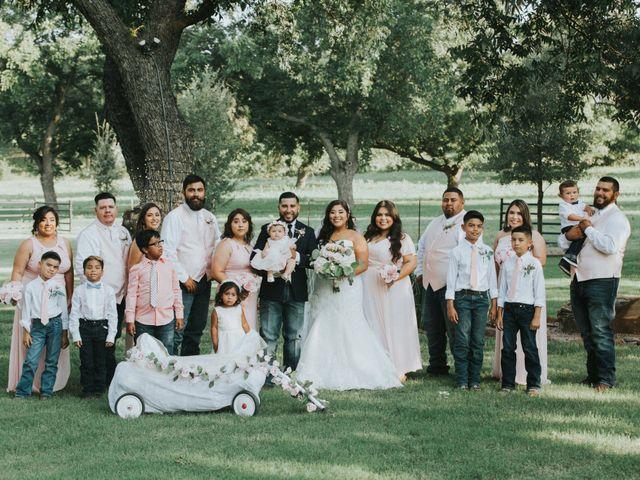 Oscar Deleija and Cristina Olvera's Wedding in Azle, Texas 38