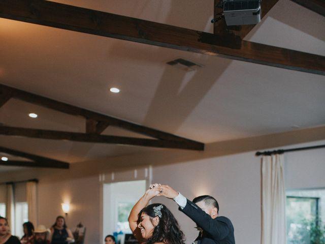 Oscar Deleija and Cristina Olvera's Wedding in Azle, Texas 40