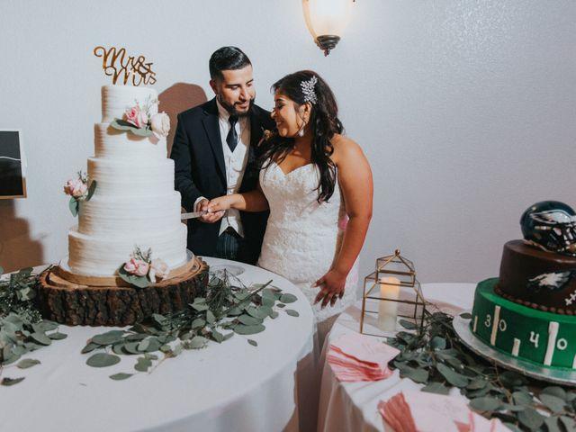 Oscar Deleija and Cristina Olvera's Wedding in Azle, Texas 41