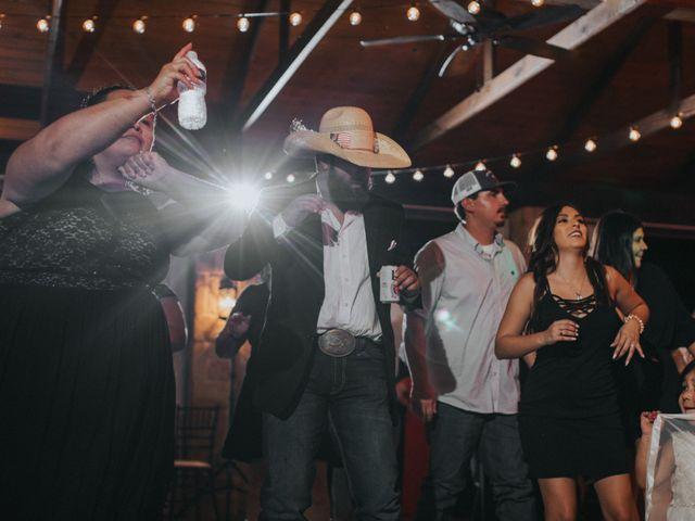 Oscar Deleija and Cristina Olvera's Wedding in Azle, Texas 43