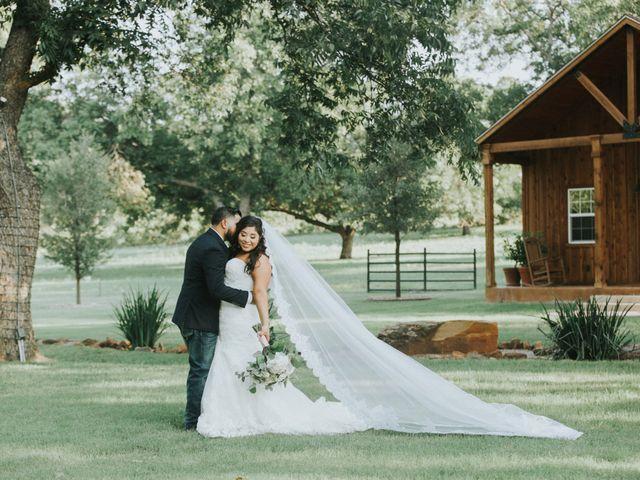 Oscar Deleija and Cristina Olvera's Wedding in Azle, Texas 46