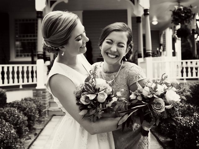 Andrew and Laura's Wedding in Asheville, North Carolina 5