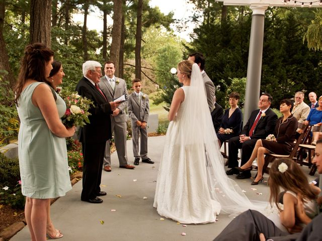 Andrew and Laura's Wedding in Asheville, North Carolina 8