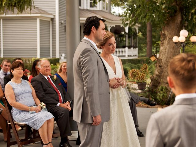 Andrew and Laura's Wedding in Asheville, North Carolina 10