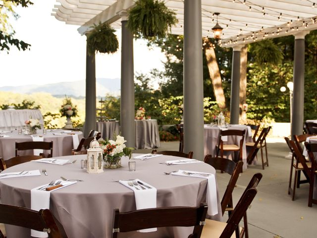 Andrew and Laura's Wedding in Asheville, North Carolina 1