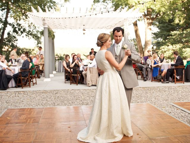 Andrew and Laura's Wedding in Asheville, North Carolina 2