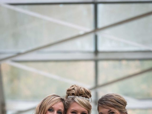Mike and Victoria's Wedding in Fort Wayne, Indiana 15