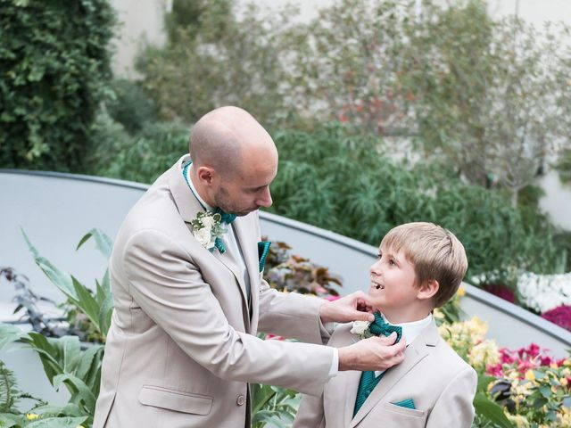 Mike and Victoria's Wedding in Fort Wayne, Indiana 16