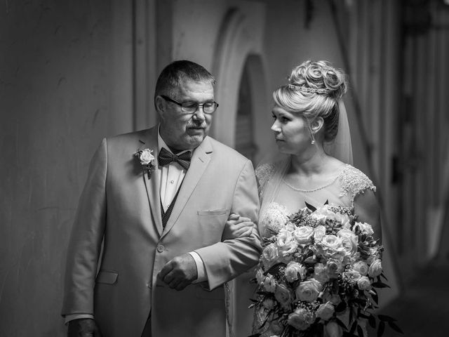 Mike and Victoria's Wedding in Fort Wayne, Indiana 19