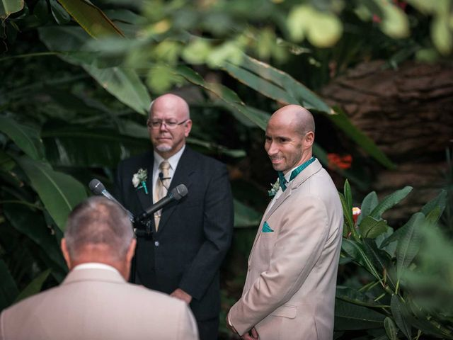 Mike and Victoria's Wedding in Fort Wayne, Indiana 20