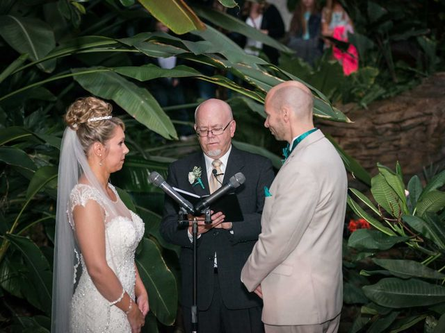 Mike and Victoria's Wedding in Fort Wayne, Indiana 23