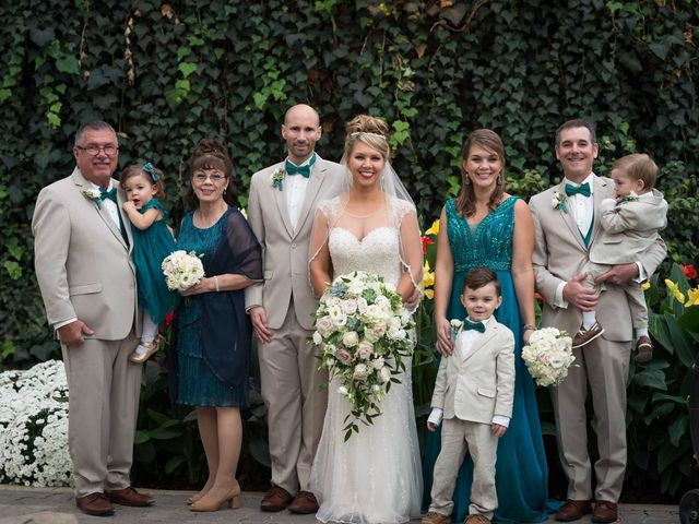 Mike and Victoria's Wedding in Fort Wayne, Indiana 26
