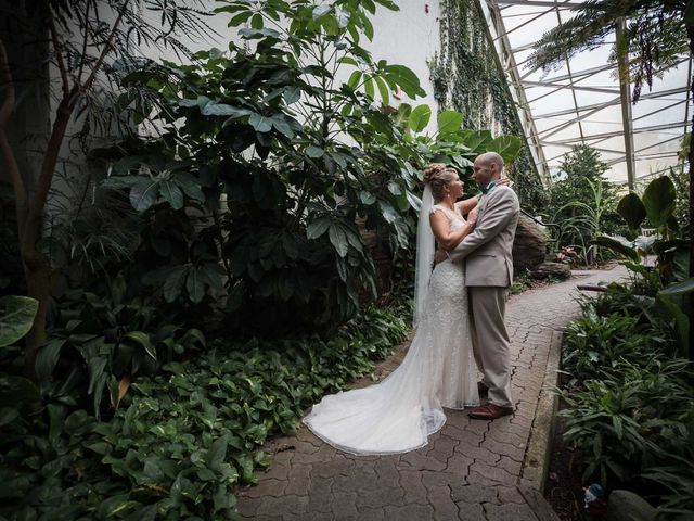 Mike and Victoria's Wedding in Fort Wayne, Indiana 28