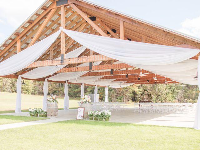 Harrison and Bre's Wedding in Bear Creek, North Carolina 9