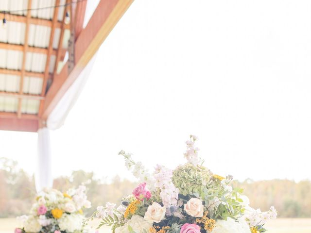 Harrison and Bre's Wedding in Bear Creek, North Carolina 10