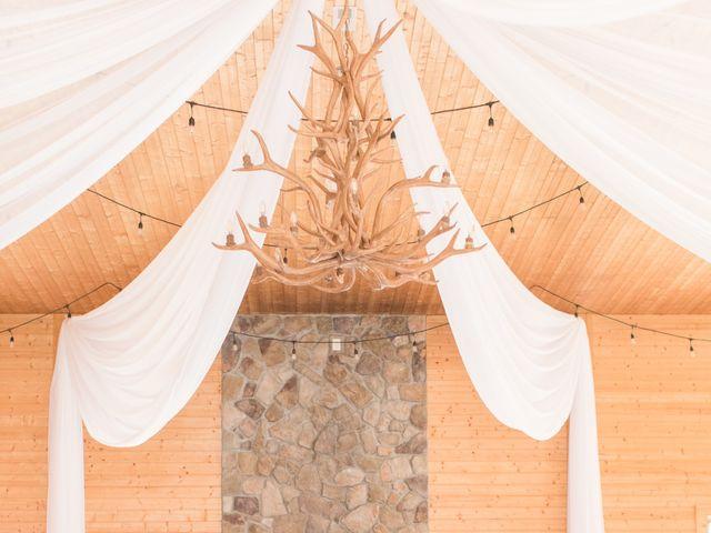 Harrison and Bre's Wedding in Bear Creek, North Carolina 17