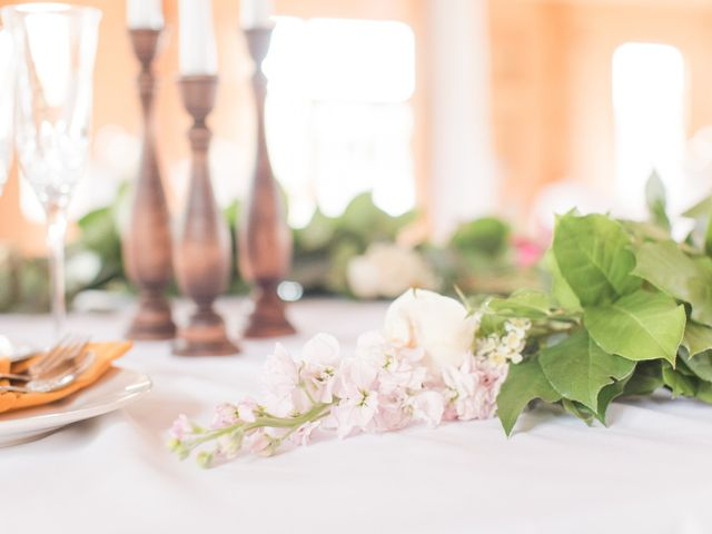 Harrison and Bre's Wedding in Bear Creek, North Carolina 18