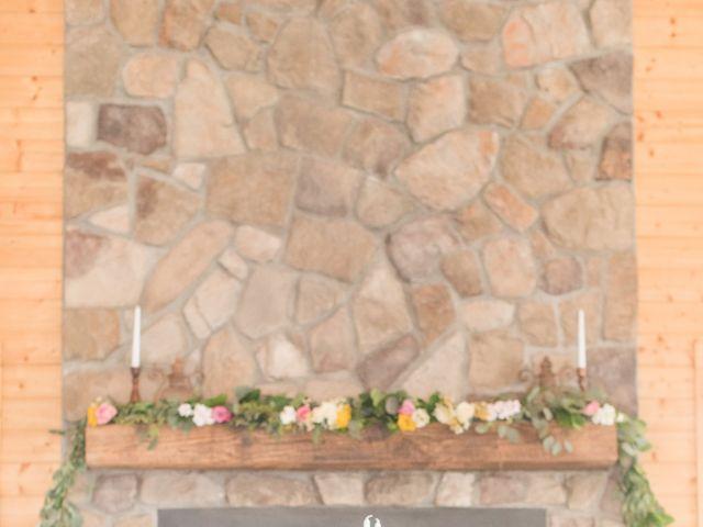 Harrison and Bre's Wedding in Bear Creek, North Carolina 20