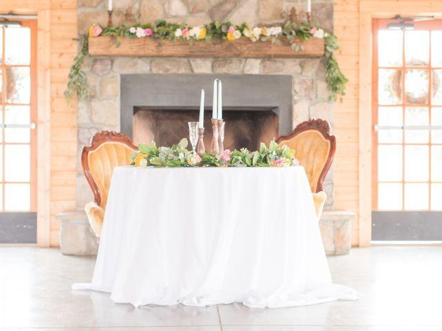 Harrison and Bre's Wedding in Bear Creek, North Carolina 21