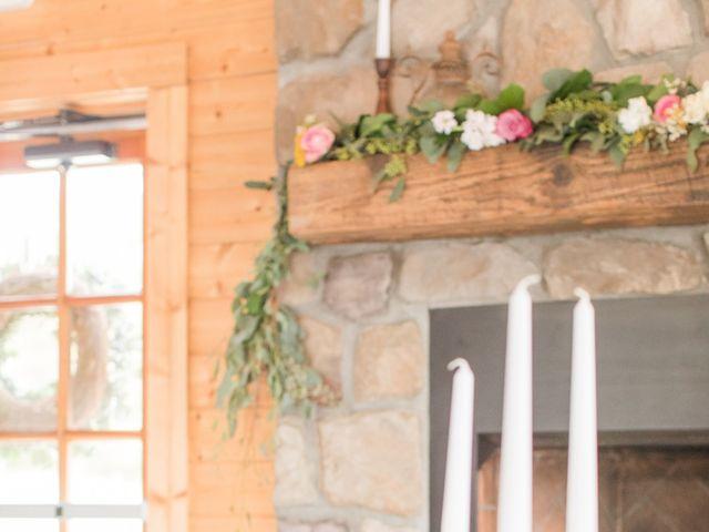 Harrison and Bre's Wedding in Bear Creek, North Carolina 22