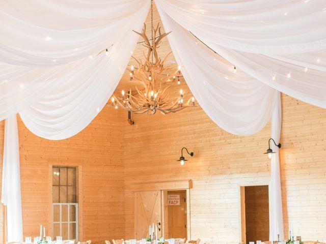 Harrison and Bre's Wedding in Bear Creek, North Carolina 42