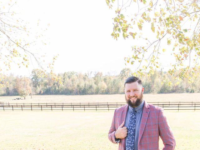 Harrison and Bre's Wedding in Bear Creek, North Carolina 51