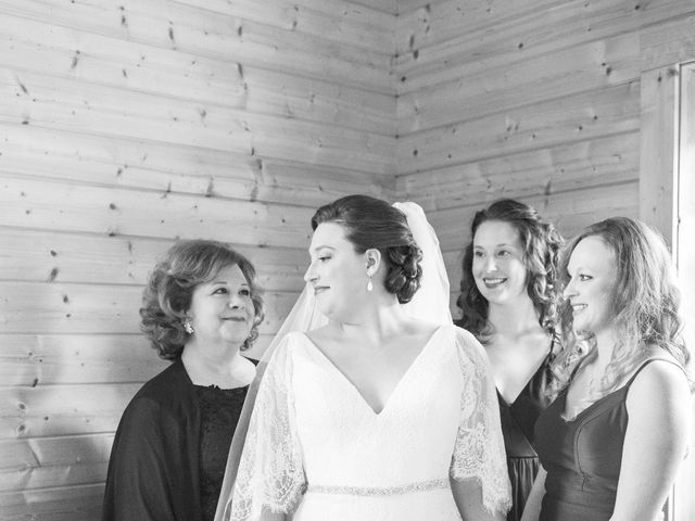 Harrison and Bre's Wedding in Bear Creek, North Carolina 55