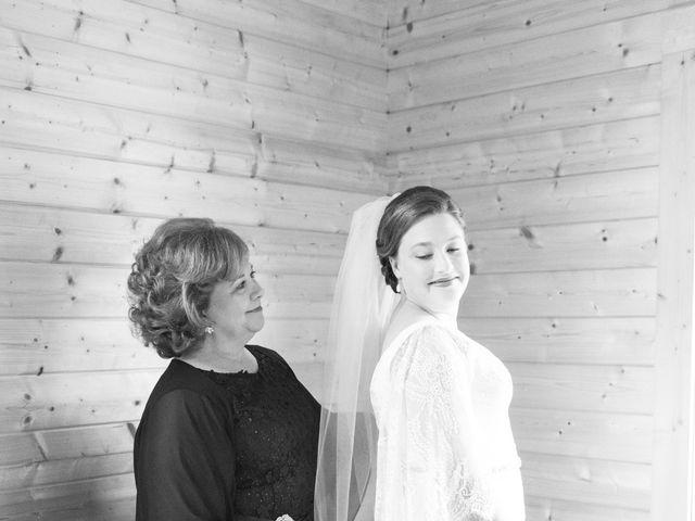 Harrison and Bre's Wedding in Bear Creek, North Carolina 56