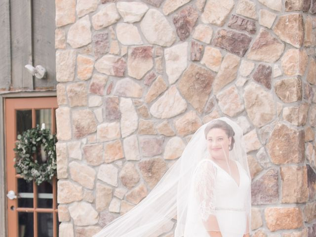 Harrison and Bre's Wedding in Bear Creek, North Carolina 61