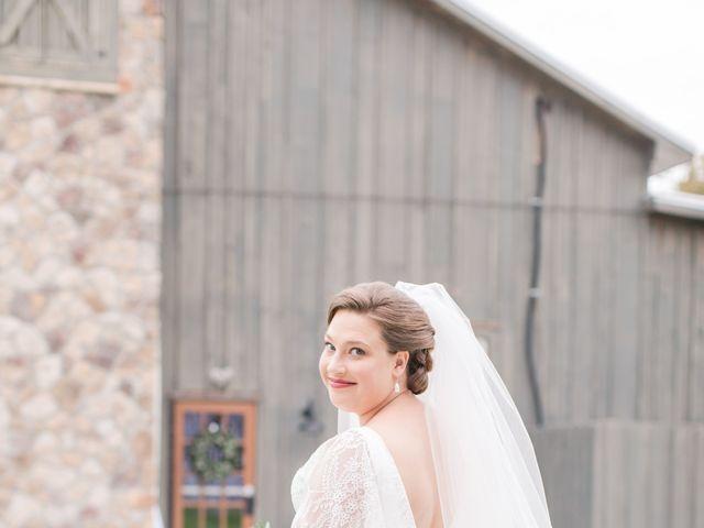 Harrison and Bre's Wedding in Bear Creek, North Carolina 68