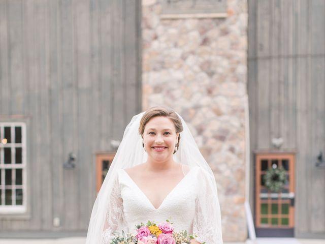 Harrison and Bre's Wedding in Bear Creek, North Carolina 69