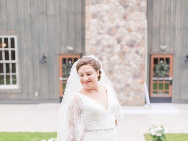 Harrison and Bre's Wedding in Bear Creek, North Carolina 72