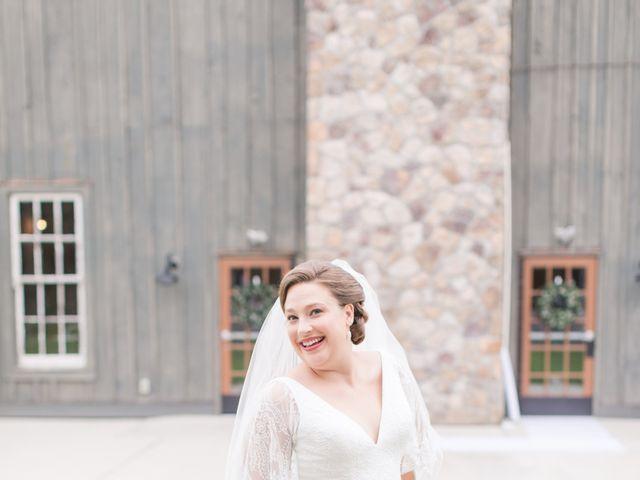 Harrison and Bre's Wedding in Bear Creek, North Carolina 73