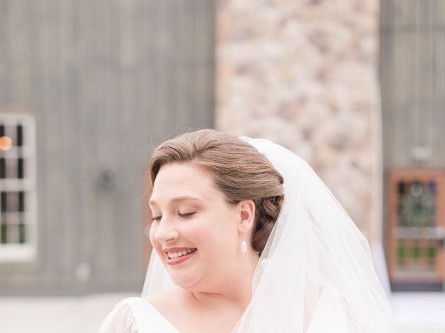 Harrison and Bre's Wedding in Bear Creek, North Carolina 75