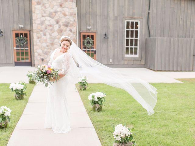 Harrison and Bre's Wedding in Bear Creek, North Carolina 76