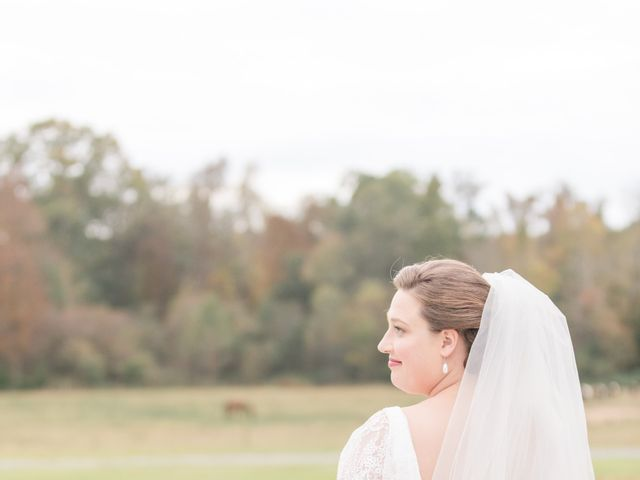 Harrison and Bre's Wedding in Bear Creek, North Carolina 78