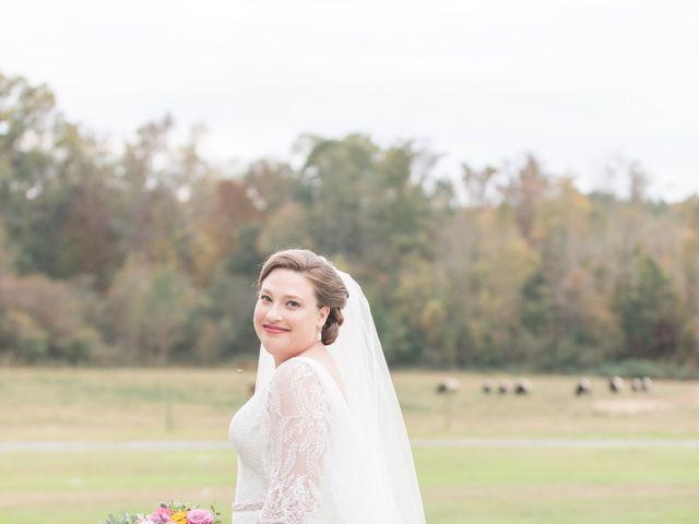 Harrison and Bre's Wedding in Bear Creek, North Carolina 82