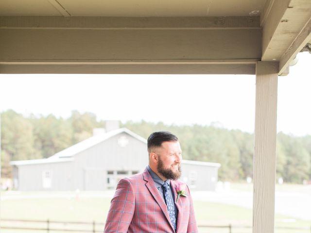 Harrison and Bre's Wedding in Bear Creek, North Carolina 83