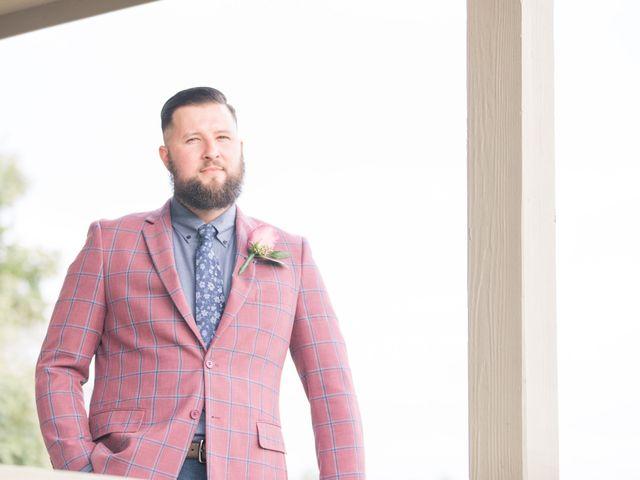 Harrison and Bre's Wedding in Bear Creek, North Carolina 84