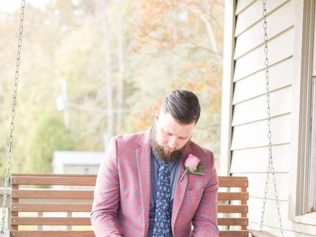 Harrison and Bre's Wedding in Bear Creek, North Carolina 86