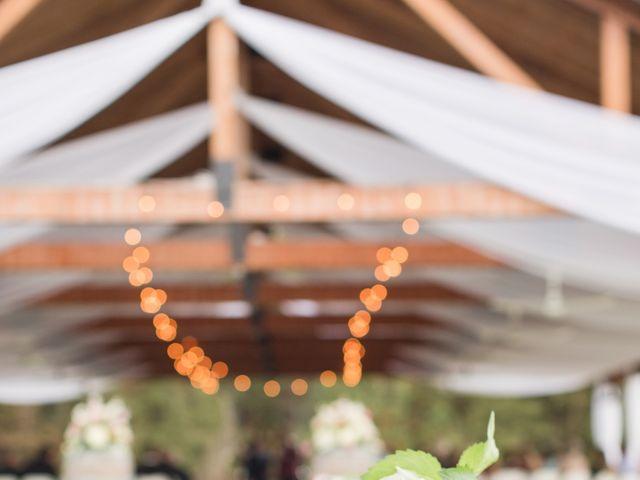 Harrison and Bre's Wedding in Bear Creek, North Carolina 91