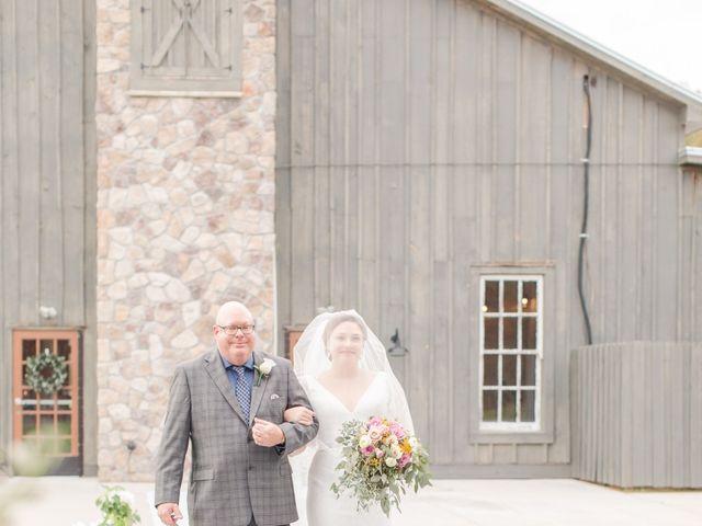Harrison and Bre's Wedding in Bear Creek, North Carolina 94