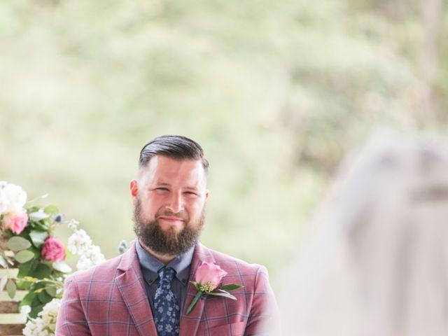 Harrison and Bre's Wedding in Bear Creek, North Carolina 95