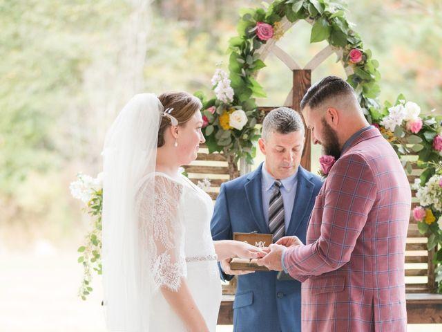 Harrison and Bre's Wedding in Bear Creek, North Carolina 100