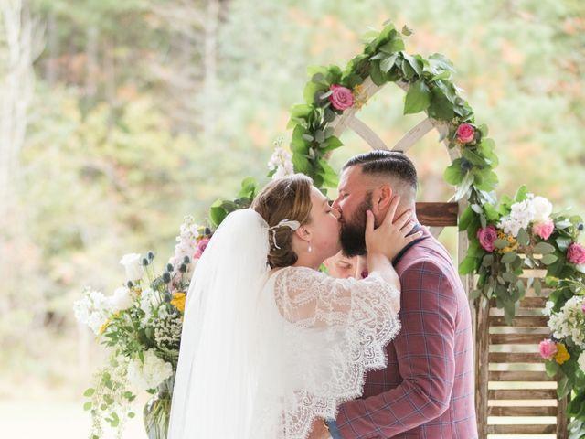 Harrison and Bre's Wedding in Bear Creek, North Carolina 101