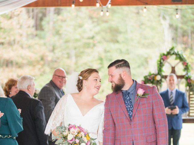 Harrison and Bre's Wedding in Bear Creek, North Carolina 103