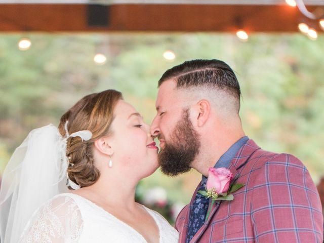 Harrison and Bre's Wedding in Bear Creek, North Carolina 104