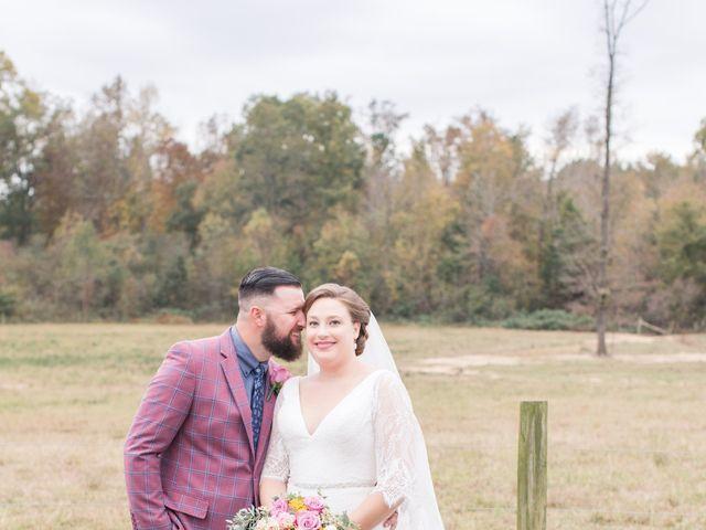 Harrison and Bre's Wedding in Bear Creek, North Carolina 106